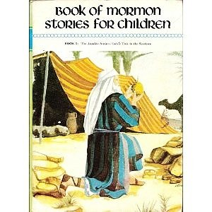 9780884943020: Book of Mormon Stories for Children (Book 1: The Jaredite Nation / Lehi's Trek to the Seashore)