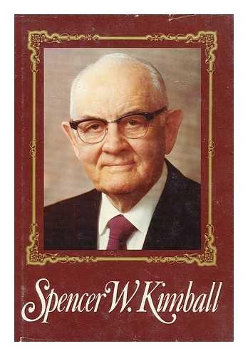 Spencer W Kimball: Edward L Kimball;