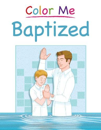 Color Me Baptized: Lene Beckstead