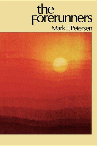 The forerunners: Petersen, Mark E