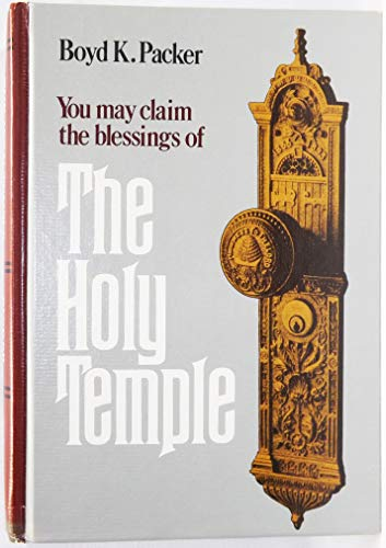 9780884944119: The Holy Temple