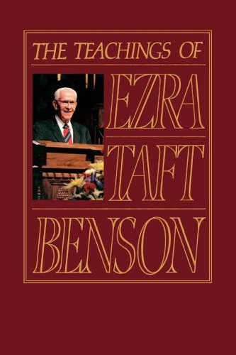9780884946397: Teachings of Ezra Taft Benson