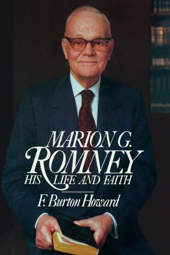 9780884946687: Marion G. Romney: His life and faith