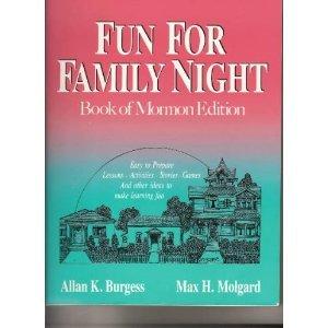 9780884947547: Fun for Family Night: Book of Mormon Edition