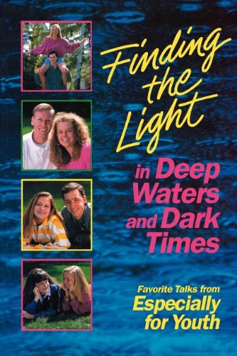 Finding the light in deep waters and: Pahnke, Vickey; Jones,