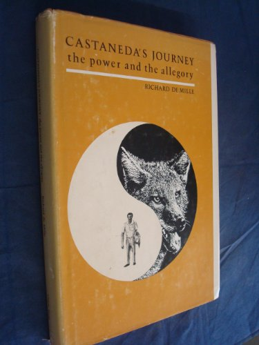 9780884960676: Castaneda's journey: The power and the allegory