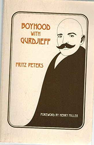 Boyhood With Gurdjieff: Peters, Fritz