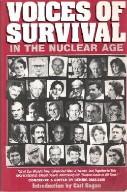 9780884962496: Voices of survival in the nuclear age