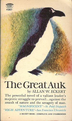 9780884963288: The Great Auk