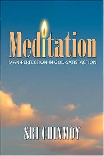 9780884974444: Meditation: Man Perfection in God Satisfaction