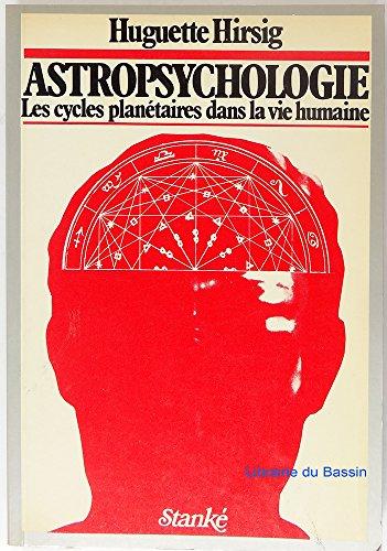 9780885660995: Astropsychologie