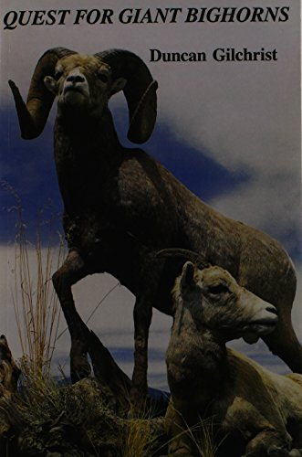 9780885924004: Quest for Giant Bighorns