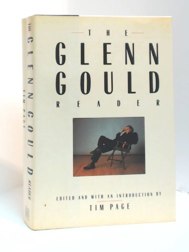 9780886190804: The Glenn Gould reader