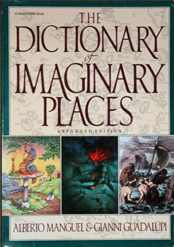 9780886191689: The Dictionary of Imaginary Places