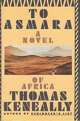 9780886192402: TO ASMARA.