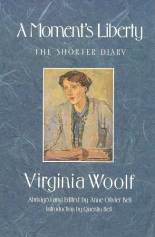 9780886193324: A Moment's Liberty the Shorter Diary