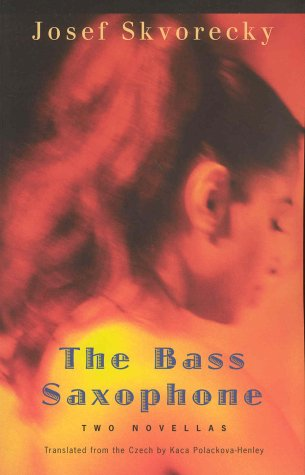 9780886194123: The Bass Saxophone: Two Novellas