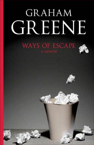 9780886194376: WAYS OF ESCAPE: A Memoir