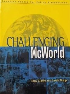 9780886272463: Challenging McWorld: A Workbook for Young Activists