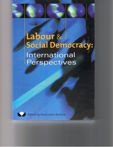 9780886273088: Labour and Social Democracy: International Perspectives
