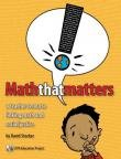 9780886275129: MATHTHATMATTERS: A Teacher Resource Linking Math and Social Justice