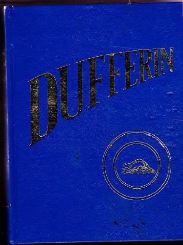 The Rural Municipality of Dufferin 1880-1980