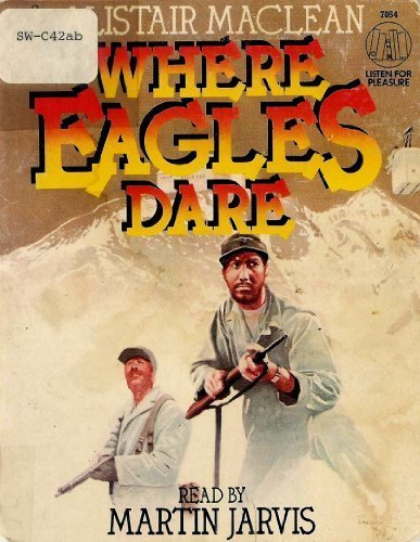 Where Eagles Dare (0886460662) by Alistair Maclean