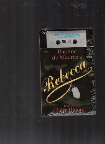 Rebecca (0886460719) by Daphne Du Maurier