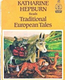 Traditional European Tales (0886461073) by Katharine Hepburn