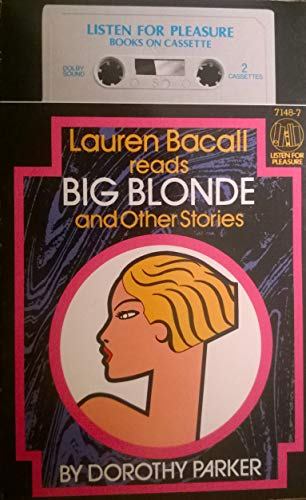 9780886461478: Big Blonde and Other Stories