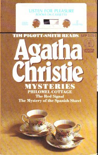 9780886461706: Agatha Christie Mysteries: Philomel Cottage, the Red Signal, the Mystery of the Spanish Shawl