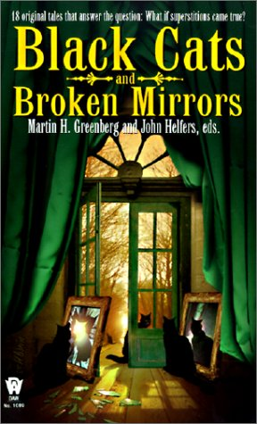 9780886465865: Black Cats and Broken Mirrors