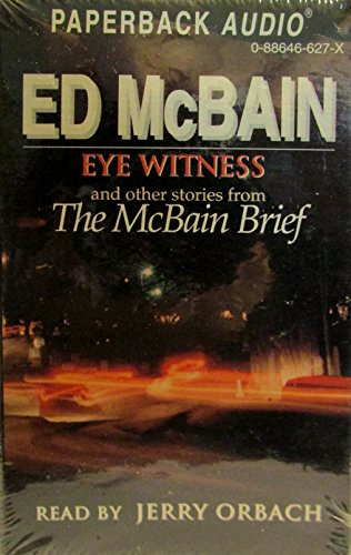 9780886466275: Eye Witness: And Other Stories from the McBain Brief