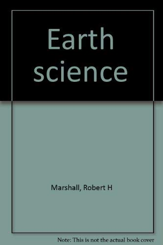 9780886719548: Earth science