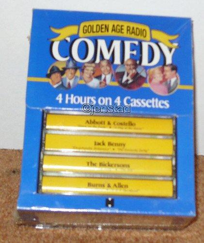 9780886761752: Golden Age Radio Comedy