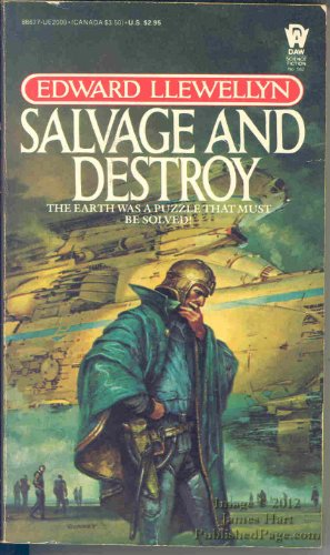 9780886770099: Salvage and Destroy (Daw science fiction)