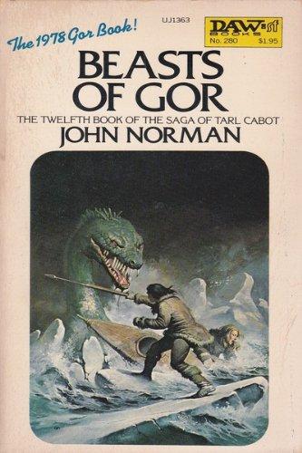 9780886770280: Beasts of Gor