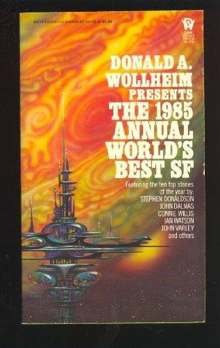The 1987 Annual World's Best SF: Wollheim, Donald A.,