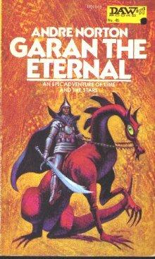 9780886770556: Garan the Eternal