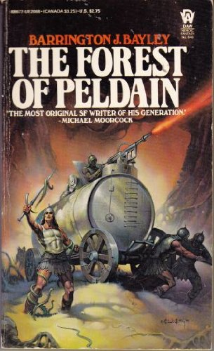9780886770686: The Forest of Peldain