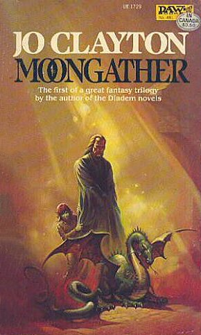 9780886770723: Moongather (Duel of Sorcery, Bk. 1)