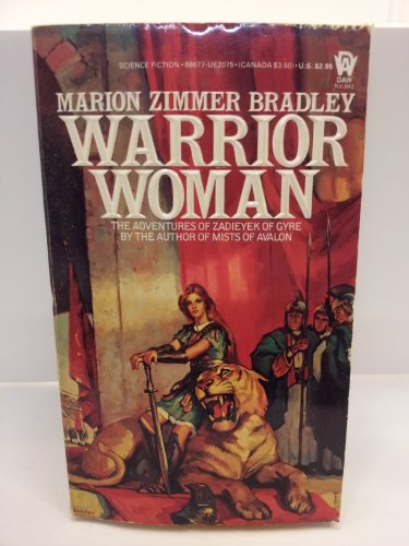 9780886770754: Warrior Woman