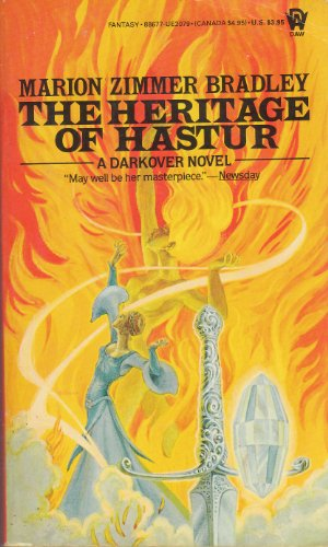 9780886770792: The Heritage of Hastur (Darkover, Book 18)