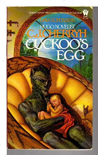9780886770839: Cherryh C.J. : Age of Exploration:Cuckoo'S Egg (Daw science fiction)