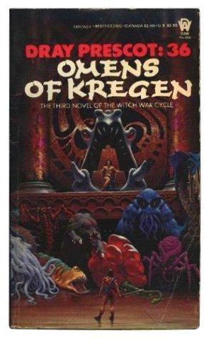 9780886770907: The Omens of Kregen (Dray Prescot #36)