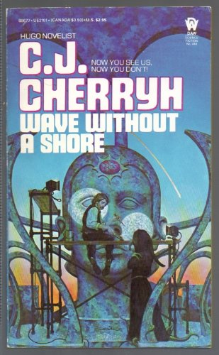 9780886771010: Wave without a Shore (Daw science fiction)