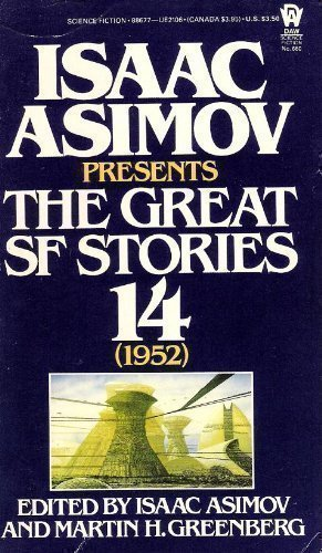 9780886771065: Asimov & Greenberg : Isaac Asimov Presents the Great Sf:14 (Daw science fiction)