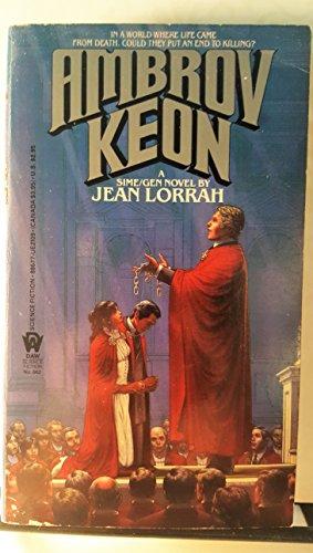 Ambrov Keon: A Sime/Gen Novel: Lorrah, Jean