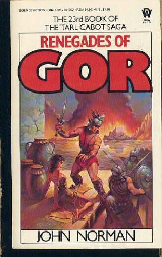 9780886771126: Renegades of Gor