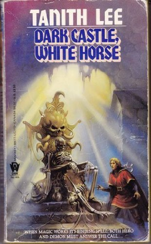 9780886771133: Dark Castle, White Horse